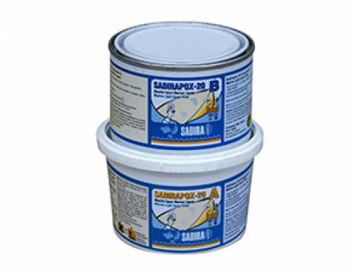Epoxy Putty SADIRAPOX-20